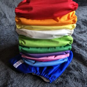 Solid Colour Pockets