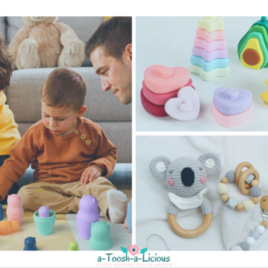 Teethers and Silicone Teething Toys